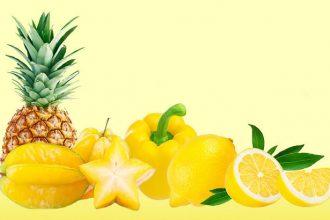 5 Aliments Jaunes À Manger Plus Souvent